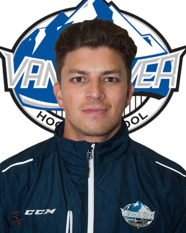 Brandon Campos - Coach